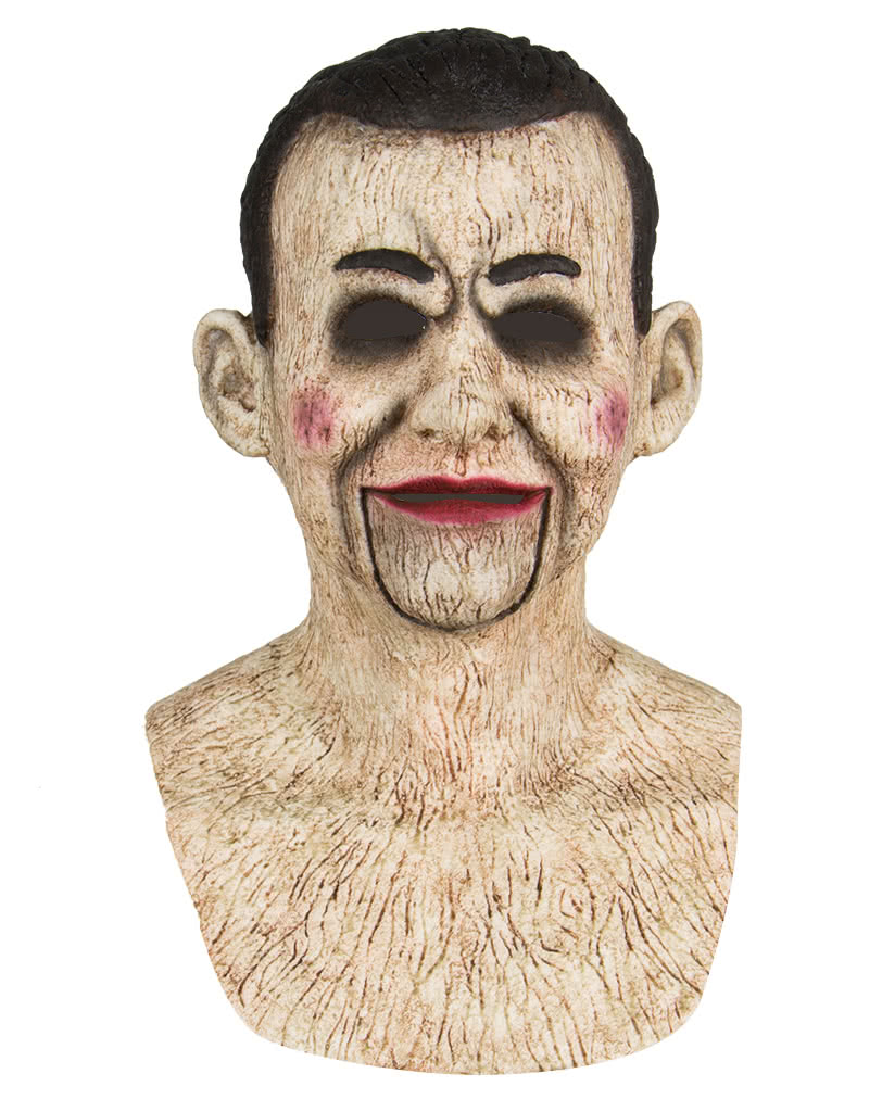 Ventriloquist doll silicone mask Buy Horror Masks | horror-shop.com
