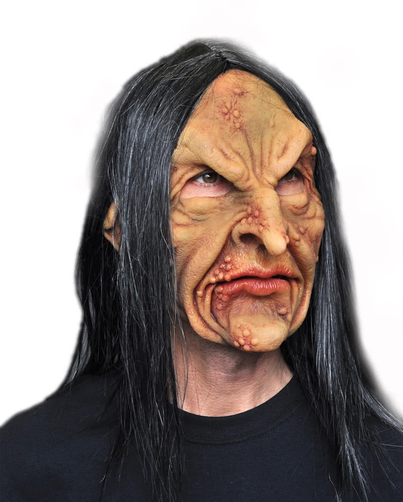 Bruja Witch Mask for Halloween | horror-shop.com