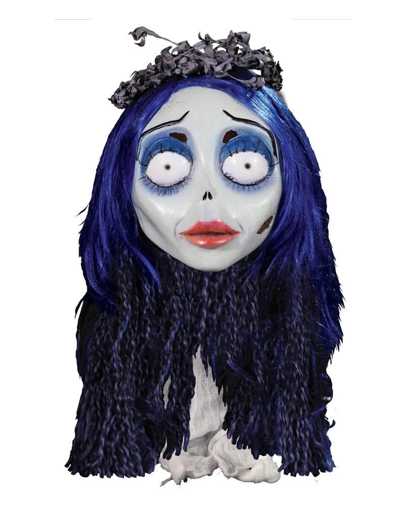 Corpse Bride Emily Deluxe mask | Licensed Tim Burton mask | horror ...