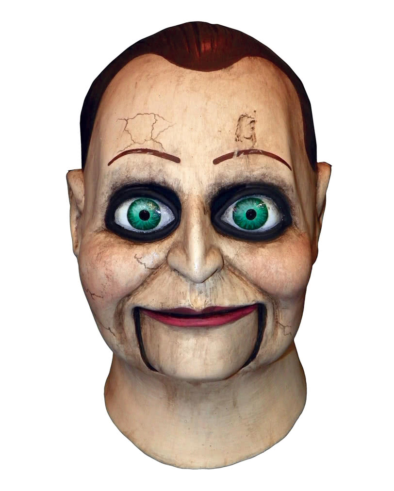 Dead Silence Billy Puppet Mask | Ventriloquist mask from Dead ...