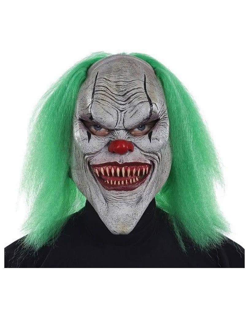 Evil Clown horror mask   Horror clown mask   horror-shop.com