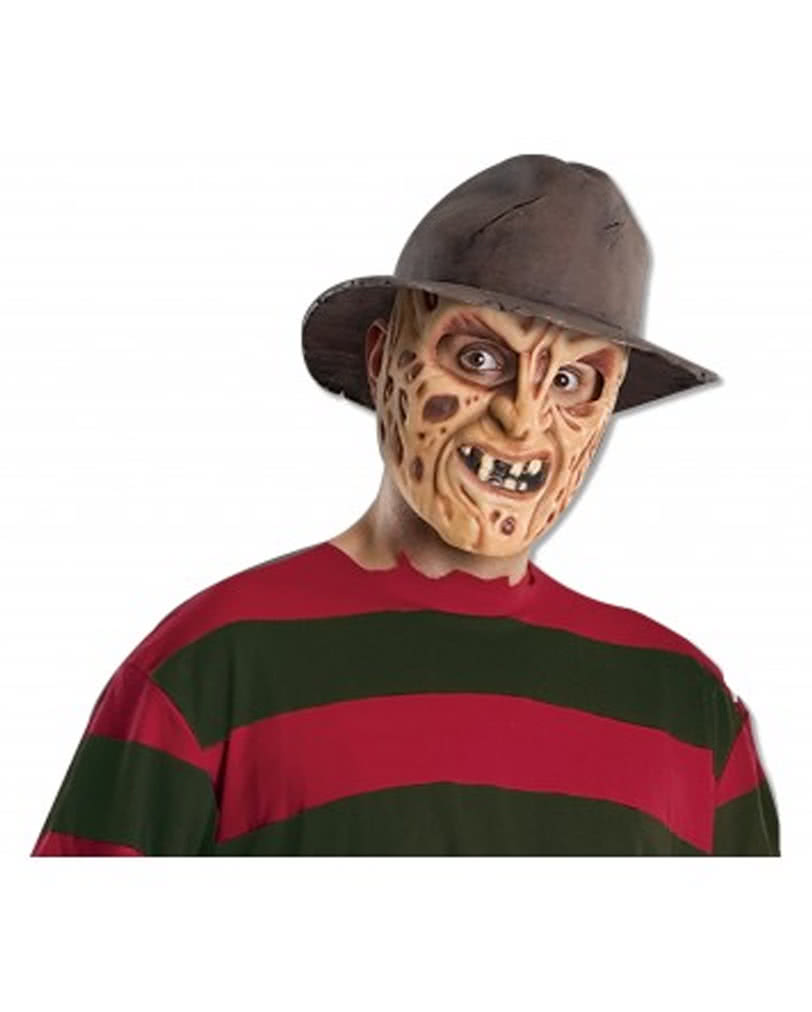Freddy Krueger Hat Deluxe Replica Deluxe | horror-shop.com