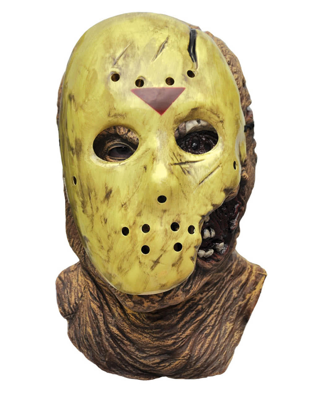 Jason Mask New Blood - Jason Voorhees Mask   horror-shop.com