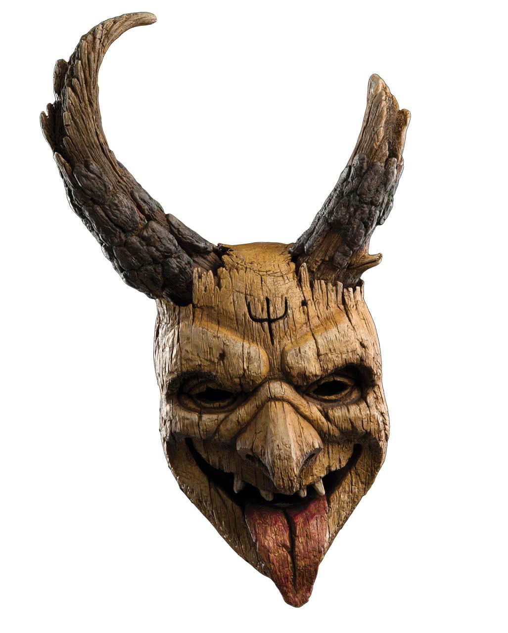 Krampus elf mask | Sheep Cote Clod Elf | horror-shop.com