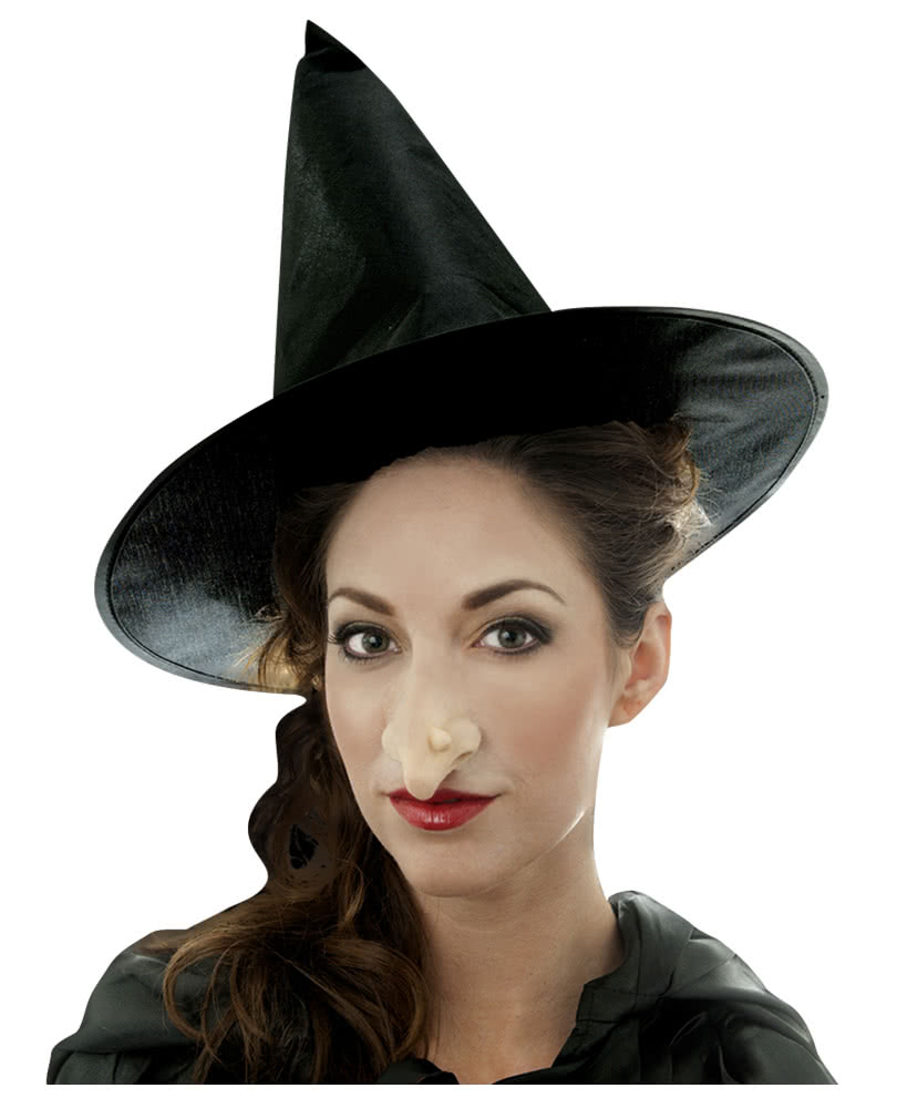 Latex Witch Nose Long | Witches make-up make-up for Halloween ...
