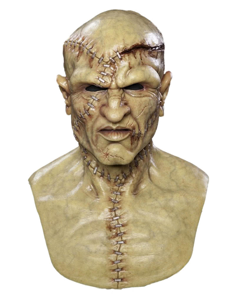 Brainmonster silicone mask | High-quality Halloween mask | horror ...