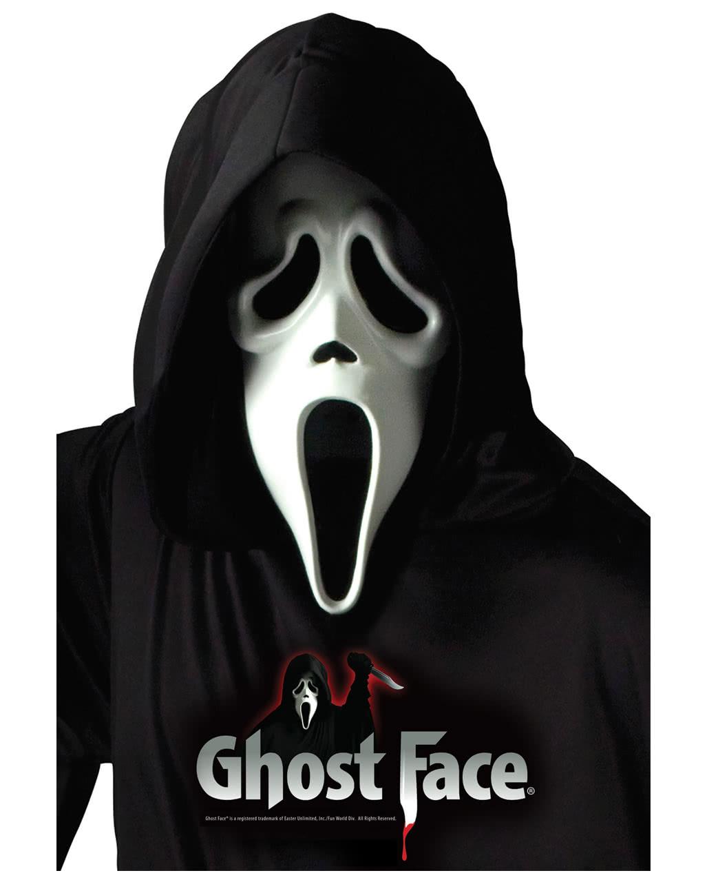 Original Scream Mask | Ghostface mask of Wes Craven | horror-shop.com