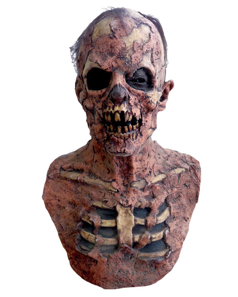 Zombie Groundbreaker Mask Extreme Zombie latex mask | horror-shop.com