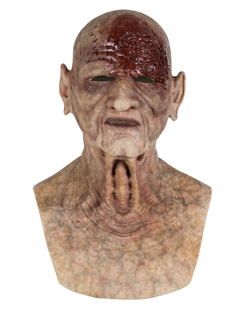 Decay Zombie silicone mask CFX silicone horror mask | horror-shop.com