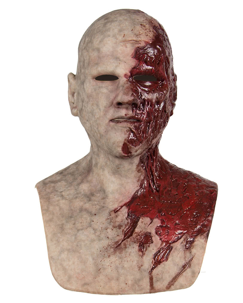 Skinless Zombie silicone mask CFX Horror buy masks | horror-shop.com