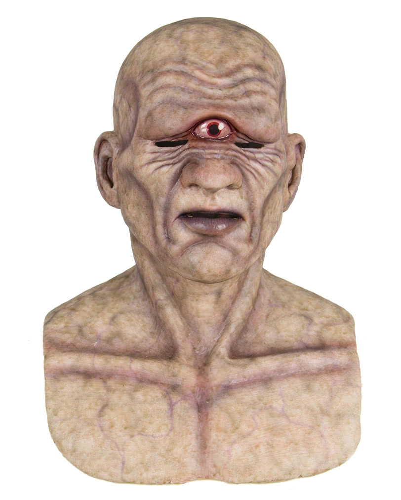 Cyclops silicone mask Horror masks made of silicone | horror-shop.com
