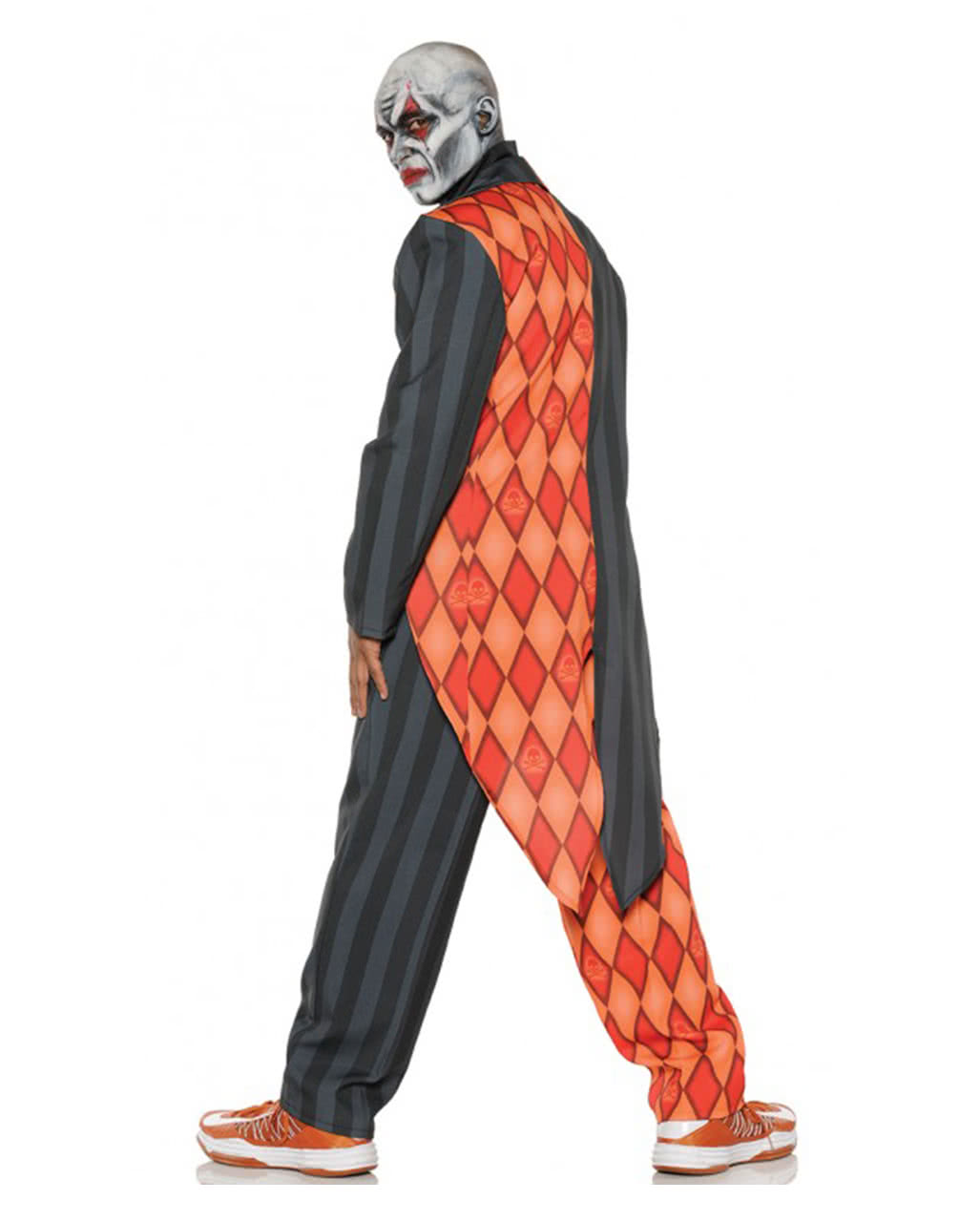 Evil Circus Clown Costume as Halloween disguise | horror-shop.com