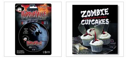 Halloween Books, CDs & DVDs