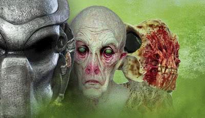 Science Fiction Masks