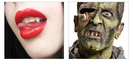 Halloween Teeth