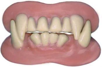 Meat Lover teeth