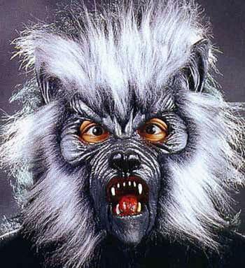Killer Werwolf Mask
