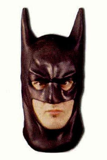 Superhero Foam Latex Mask