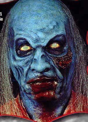 Zombie Schaumlatexmaske