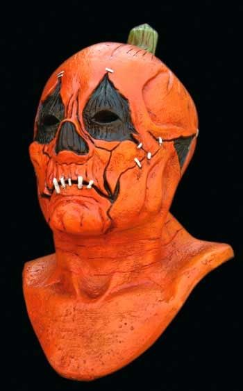Mr. Pumpkin Mask