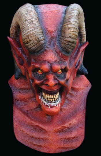 Horned Devil Mask