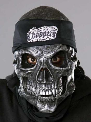 Road Rage Skull Mask