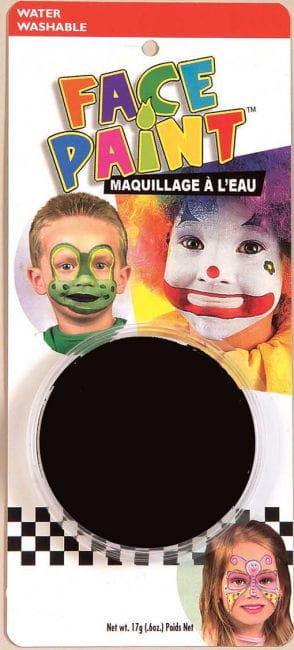 Aqua-Make Up Schwarz