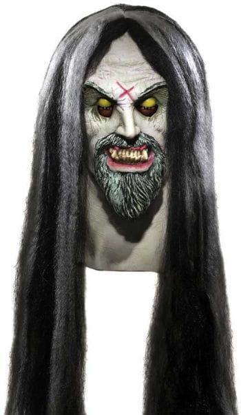 Death Metal Bassist Zombie Maske