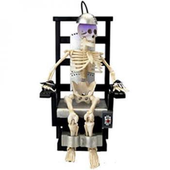 Skeleton Electrocution