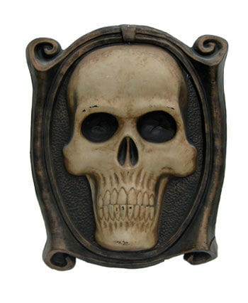 Giant Skull Display