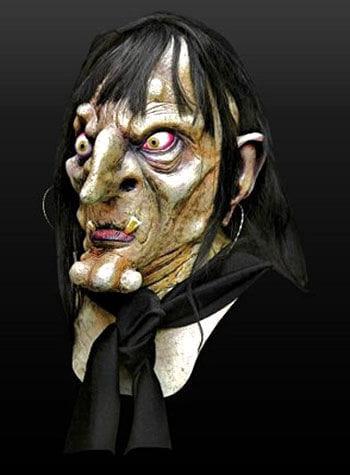 Moorhexe Maske