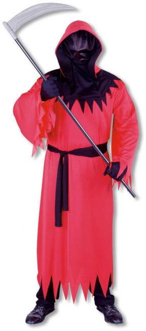 Rotes Phantom Kostüm