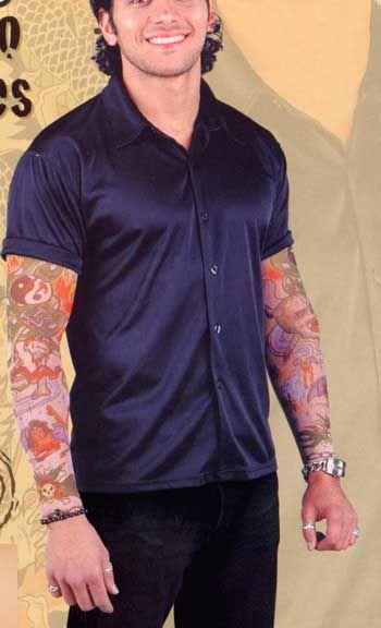 Tattoo Sleeves Men Old School
