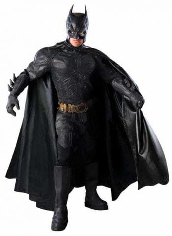 Batman costume deluxe 12-piece
