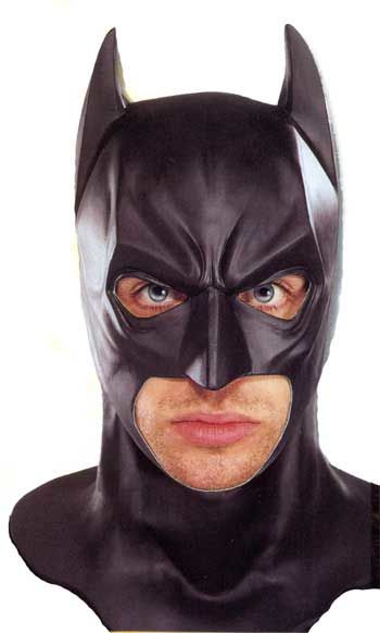 Batman Mask Latex