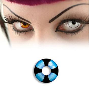 Contact lens Blue Velvet
