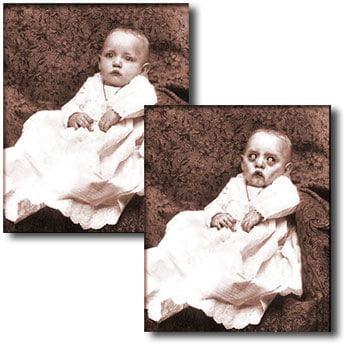 Baby Bartholomew Portrait