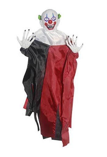 Hängefigur 43cm Horror Clown