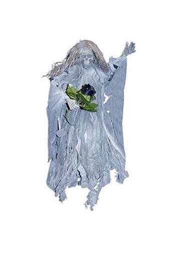 Scary Geisterbraut Hängefigur 45cm