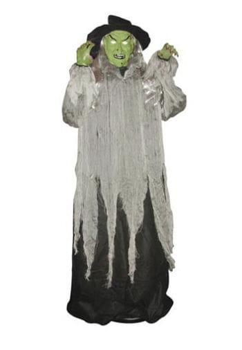 Floating Gory Witch Animatronic 150cm