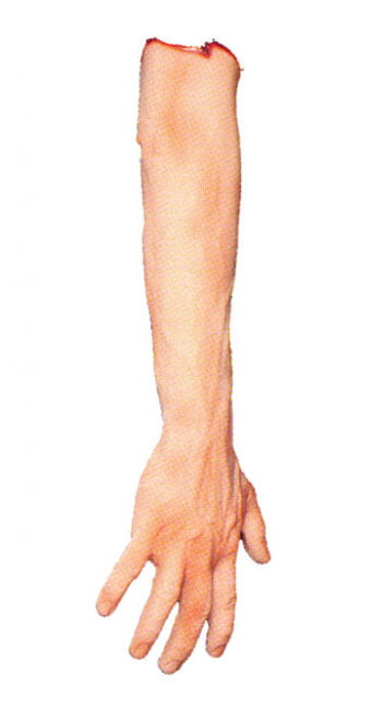 Right Arm with Elbow Latex