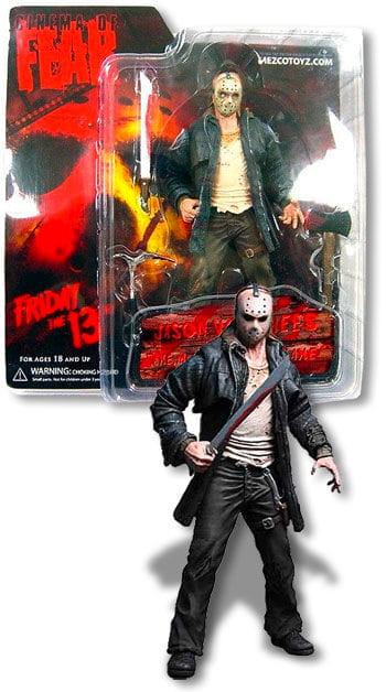 Jason Voorhees Action Figure 18 cm