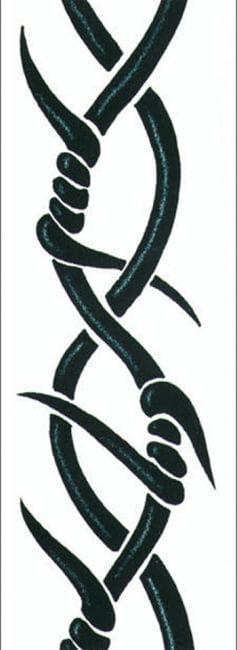 Tattoo Stacheldraht