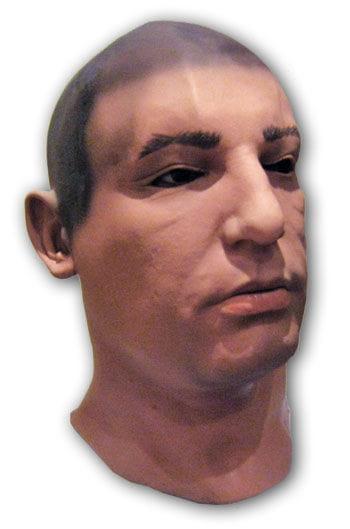 Jorge Alvarez Foam Latex Mask