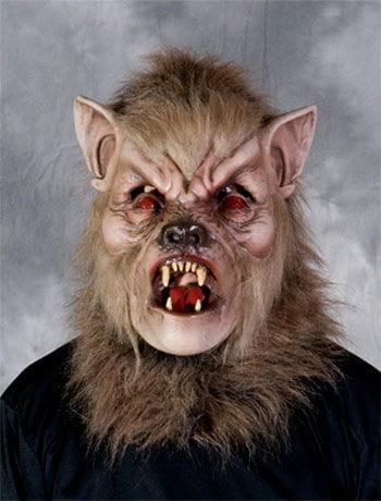 Alpha Werewolf Mask