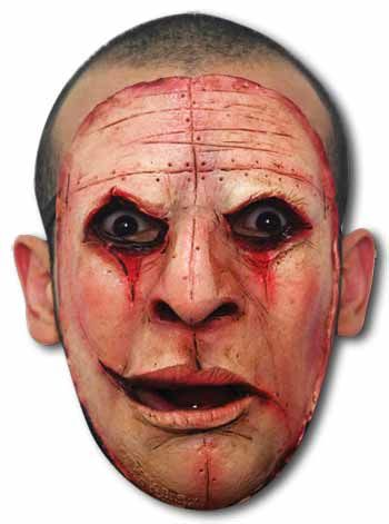 Serial Killer Seam Jim Mask