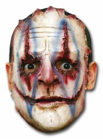 Serial Killer Rhomb Tom Mask