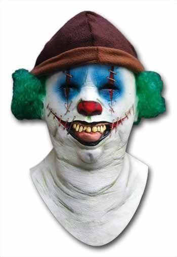 Pepino Clown Maske