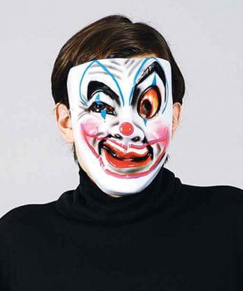Monster Clown PVC Maske