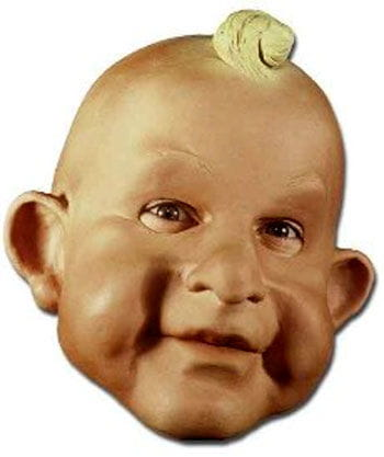 Babyface Foam Latex Mask